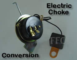 Picture of Rochester Quadrajet marine electric choke conversion kit