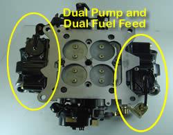 Marine Carburetor|Y41 Holley Model 4150 with Electric Choke
