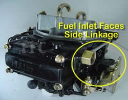 Marine Carburetor|Y41 Holley Model 4160 with Electric Choke